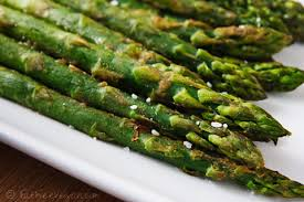 Can dogs eat roasted asparagus?
