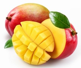 It would be totally okay for a dog to have one of these tasty mangoes. Keep in mind, though, that while your dog can eat mangoes, she cannot eat mango seeds.