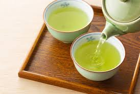 While green tea has many health benefits for us humans, it's not safe for our canine friends.