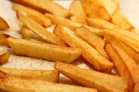 Because French fries contain a lot of salt and bad fats, It's not a good idea to share your fries with your dog.
